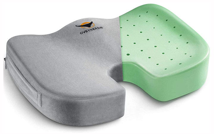 OVEYNERSIN Orthopedic Seat Cushion
