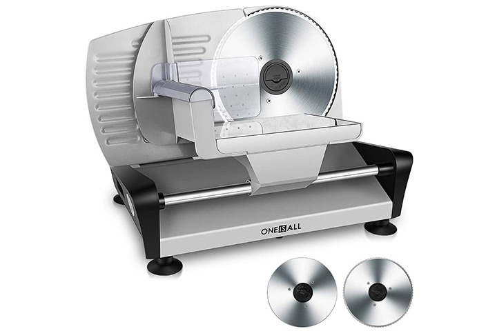 One Is All Electric Meat Slicer