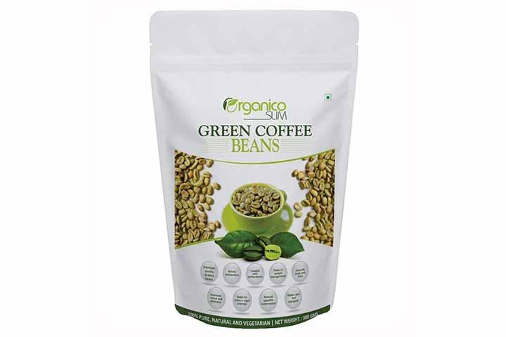 Organicoslim Green Coffee Beans