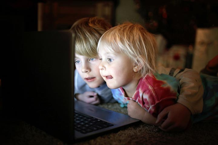 Our Kids' Eyes Scream—No More Screen!