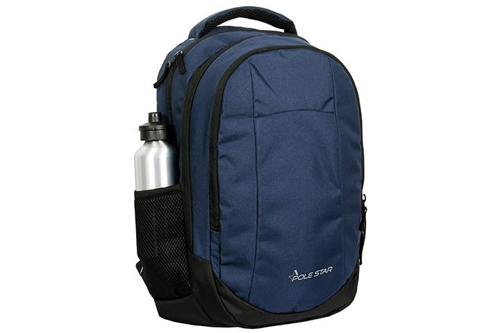 POLESTAR Noble Blue 32 liters Casual Backpack