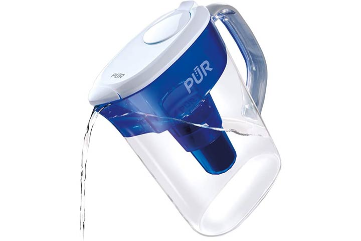 PUR PPT700W Water Filter Pitcher