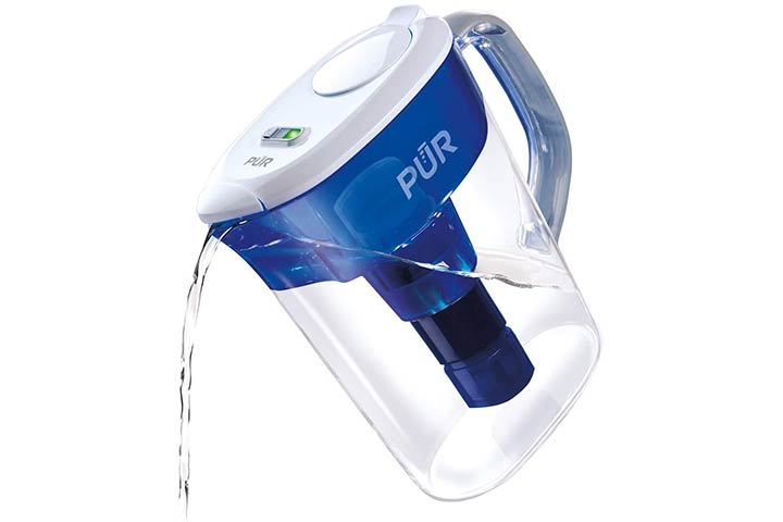 PUR Ultimate Filtration Water Filter Pitcher