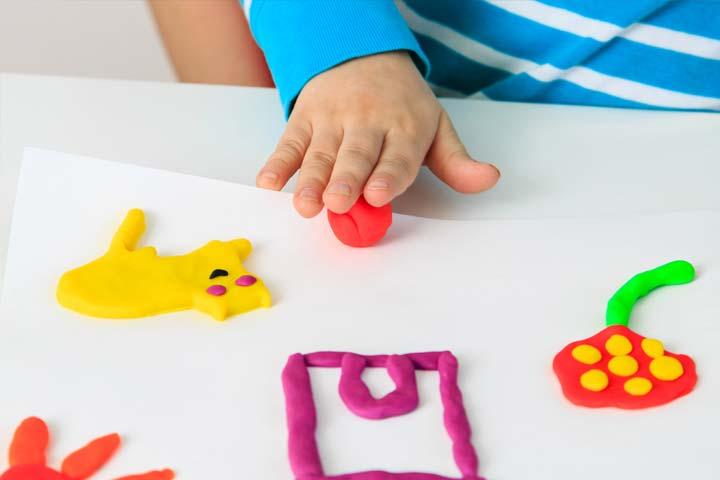 Playdough Crafts