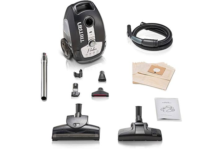 Prolux Tritan Bagged Canister Vacuum