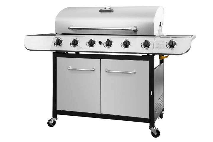 Royal Gourmet SG6002 Cabinet Propane Gas Grill
