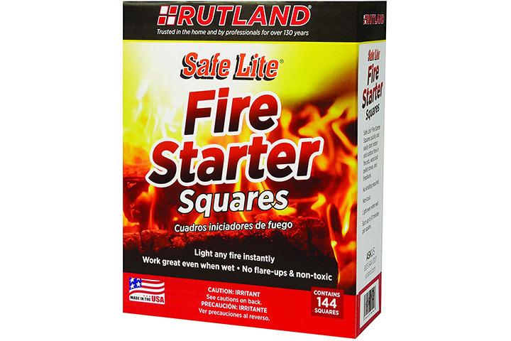 Rutland 50B Safe Lite Firestarter Squares
