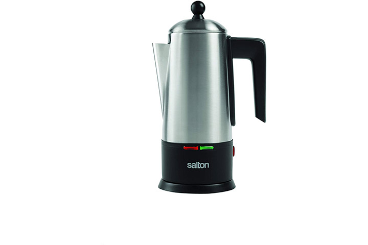 Salton Cordless Electric Coffee Percolator