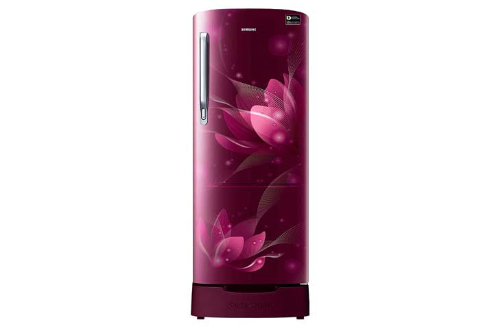 Samsung 192 L 2 Star Single Door Refrigerator
