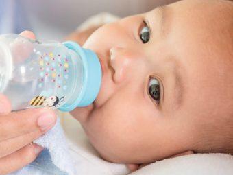 शिशु को पानी कब से व कितना पिलाना चाहिए? | Shishu Ko Kab Aur Kitna Pani Pilana Chahiye