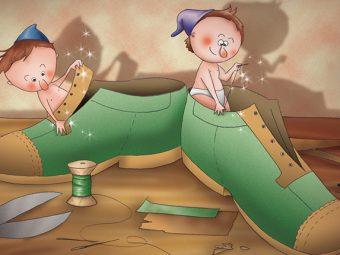 बौनों और मोची की कहानी - एल्वेस और शू मेकर | Shoemaker And The Elves Story In Hindi