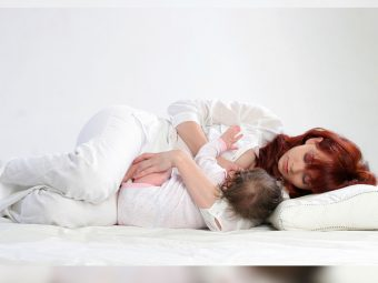 Side Lying Breastfeeding Position: When And How To Do It?