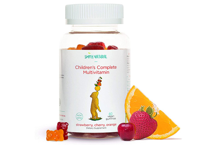 Simply Natural Children's Complete Multivitamin