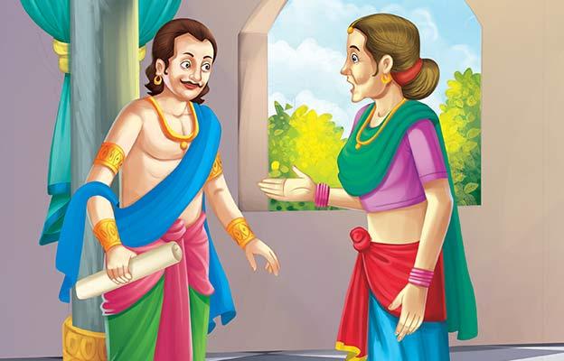 Singhasan Battisi Third Putli Chandrakala Story In Hindi
