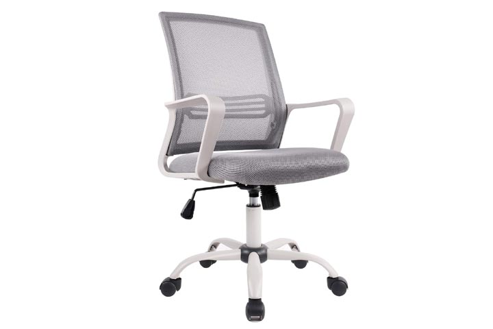 Smugdesk Mid Back Mesh Office Chair