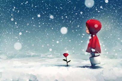 स्नो व्हाइट और रोज रेड की कहानी | Snow White And Red Rose Story In Hindi