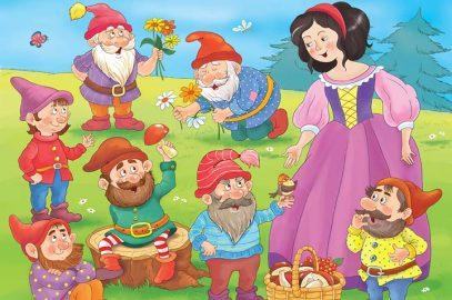 स्नो व्हाइट और सात बौनों की कहानी | Snow White And The Seven Dwarfs In Hindi