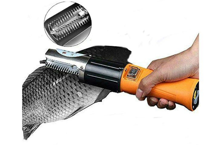 Speder Electric Fish Scaler