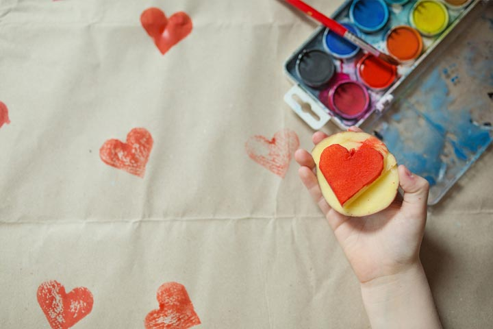 Stamp Painting