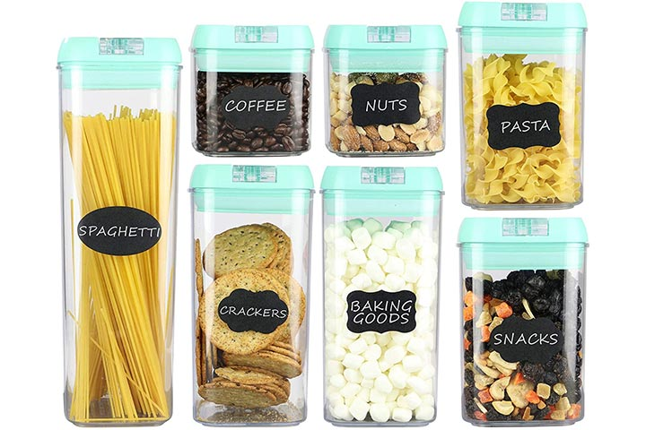 Stashables Airtight Food Storage Containers