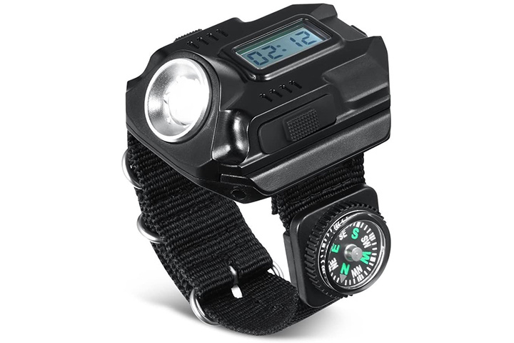 Sunderpower Wrist Light Watch