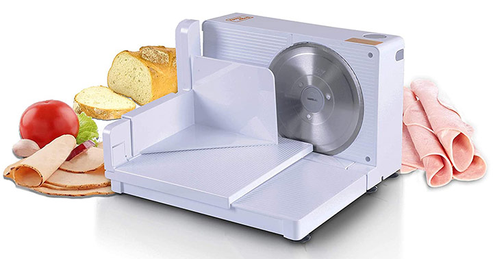 SuperHandy Meat Slicer