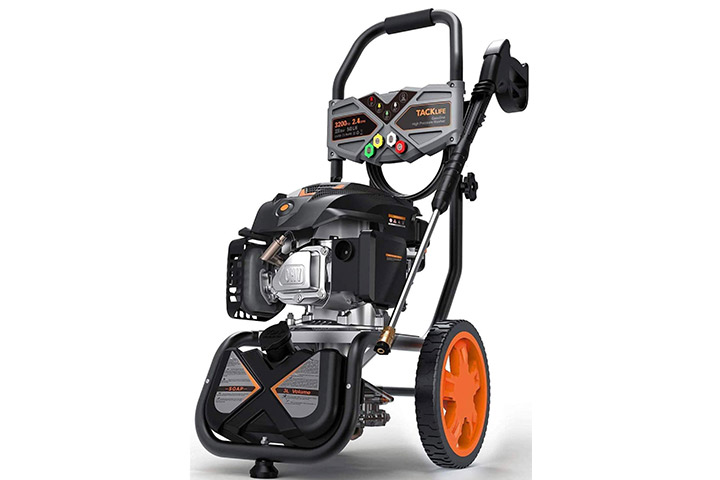 Tacklife 3200PSI Gas Pressure Washer