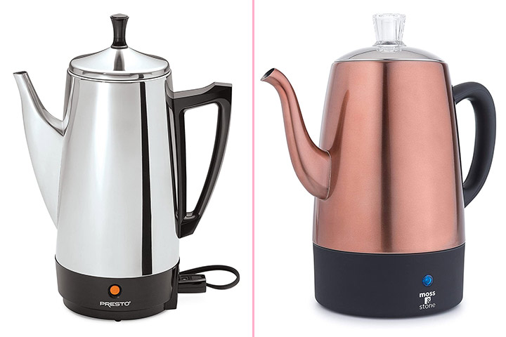 The 11 Best Electric Coffee Percolators Of 2020