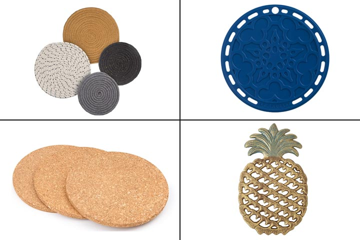 The 13 Best Trivets For Countertops And Tables Of 2020-1