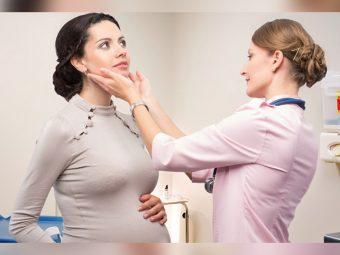 গর্ভাবস্থায় থাইরয়েডের সমস্যা | Thyroid Problem During Pregnancy In Bengali