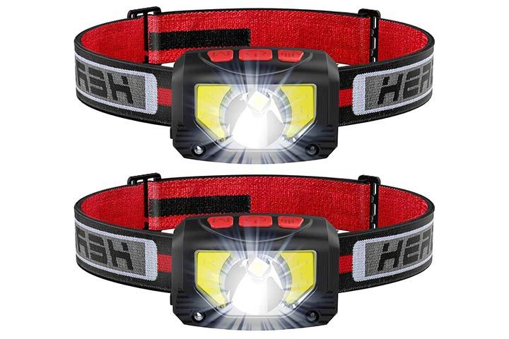 Tinmiu Rechargeable LED Headlamp