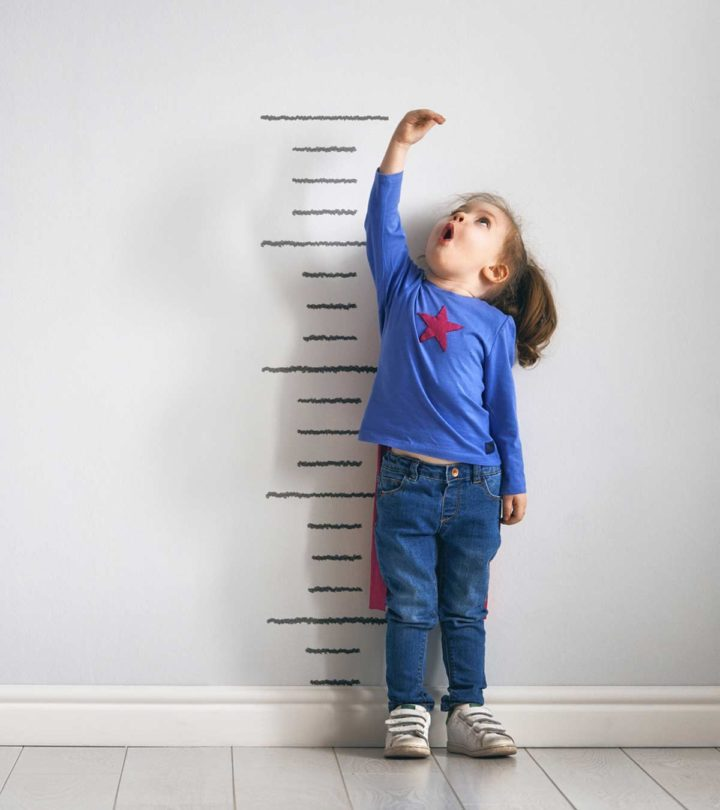 Toddler Growth Spurts