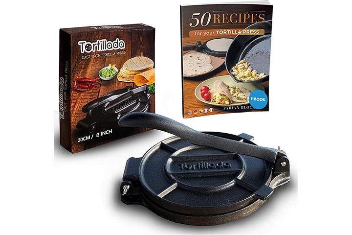 TortilladaPremium Tortilla Press