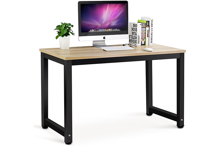 Tribesigns Modern Simple Home Office Desk