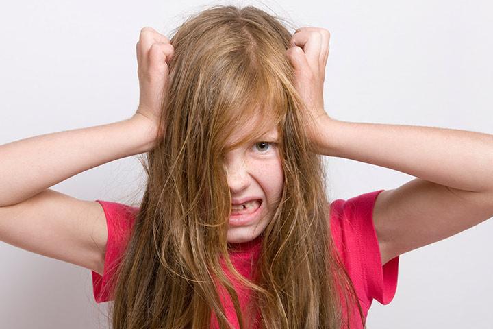 Trichotillomania (Hair Pulling Disorder) In Children Web