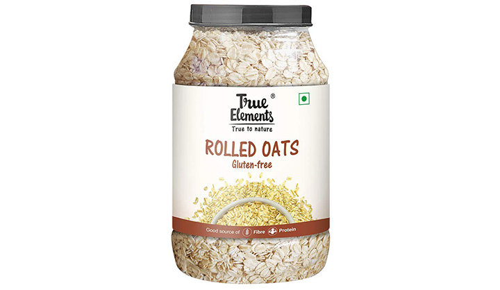 True Elements Rolled Oats