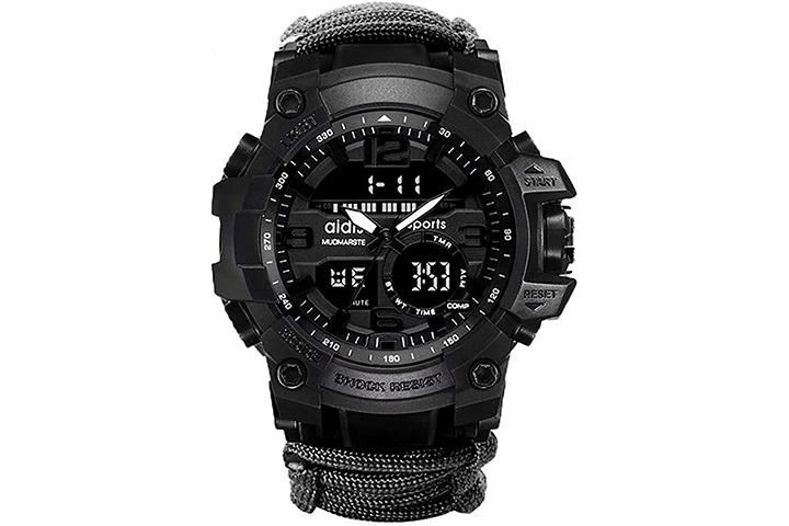 Ueasy Store 6-in-1 Sports Watch