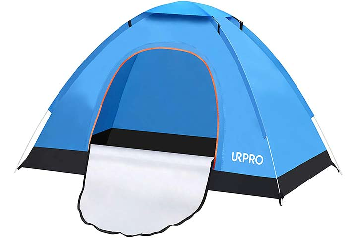 Urpro Portable Pop-Up Camping Tent