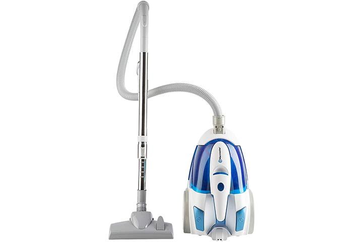 Vacmaster Bagless Canister Vacuum