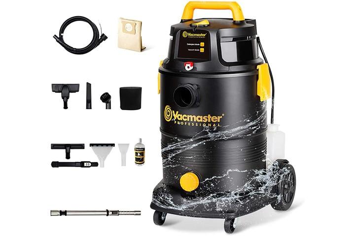 Vacmaster Wet/Dry Shampoo Vacuum Cleaner