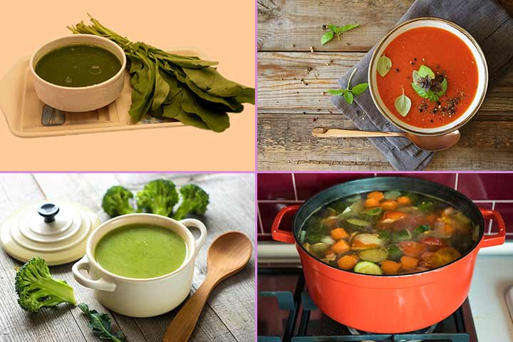 Vegetable Soup Recipe In Hindi, For Kids