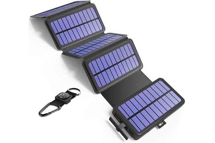 Verano Portable Solar Charger
