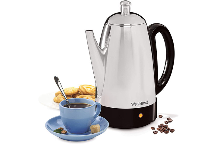 WestBend Electric Coffee Percolator