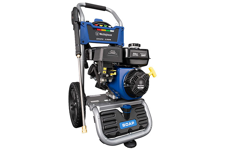 Westinghouse WPX3200 Gas-Powered Pressure Washer