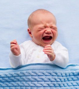 When Do Babies Start Shedding Tears