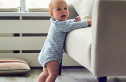 When Do Babies Start Standing Up And How To Encourage them?