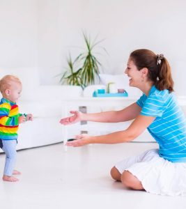 When Do Babies Start Walking Signs & Tips To Encourage
