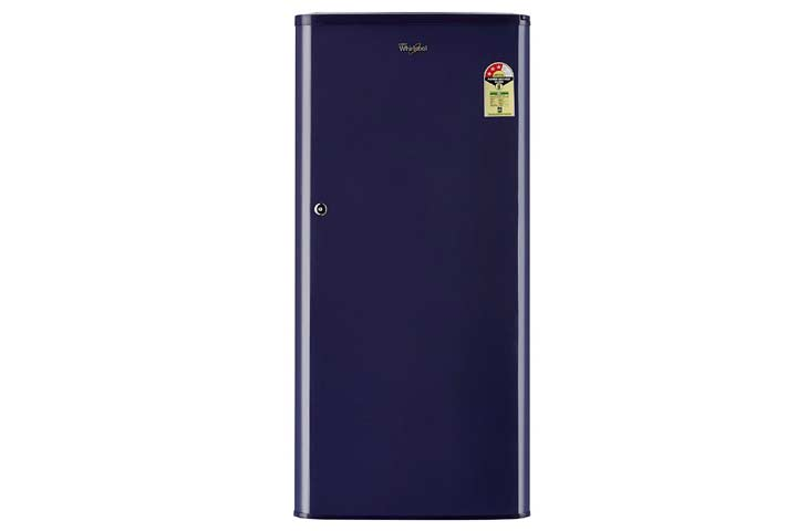Whirlpool 190 L 3 Star Single Door Refrigerator