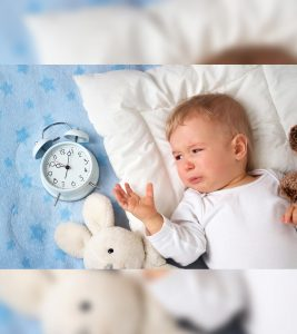 Why Does A Baby Fight Sleep And How To Deal With It