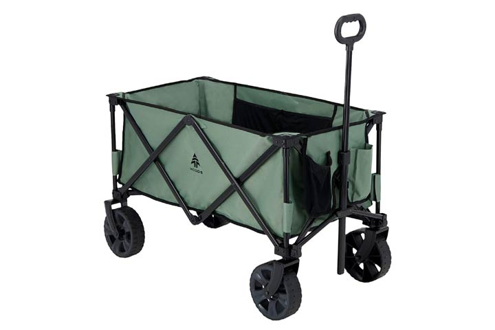 Woods Outdoor Collapsible Wagon